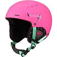BOLLÉ QUIZ Matte Pink White 52-55 - Ski Helmet