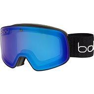 Bollé Nevada, Matte Black Diagonal/Photochromic Phantom+ - Ski Goggles