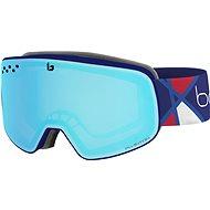 Bollé Nevada Alexis Pinturault Signature Series  Photochromic Phantom Vermillon Blue - Lyžařské brýle