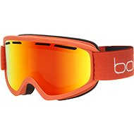 Bollé Freeze Plus, Brick Red w Matte Sunrise - Ski Goggles