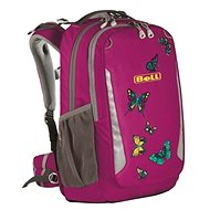 Boll School Mate 18 Artwork collection purple - School Backpack