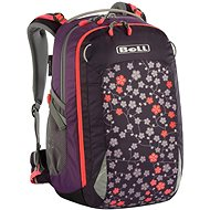 Boll Smart 22 Artwork Flowers Collection, Purple - School Backpack