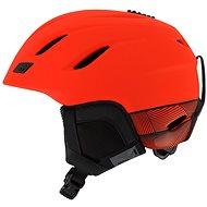 GIRO Nine Mat Vermillion - Lyžařská helma