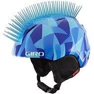 GIRO Launch Plus Blue Icehawk - Lyžařská helma
