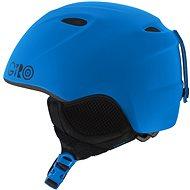 GIRO Slingshot Mat Blue - Dětská lyžařská helma