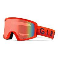 GIRO Blok Vermilion Horizon Viv Infrared vel. L - Lyžařské brýle