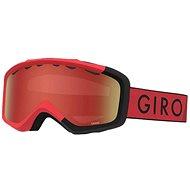 GIRO Grade Red/Black Zoom AR40  - Lyžařské brýle