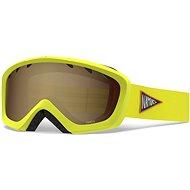 GIRO Chico Namuk Yellow AR40 - Lyžařské brýle