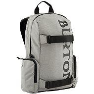 Burton Emphasis Pack Grey Heather - Městský batoh