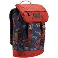 Burton Tinder Pack Mood Indigo Wld Flwr - Městský batoh
