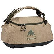 Burton Multipath Duffle 40 Timber Wolf Ripstop - Cestovní taška