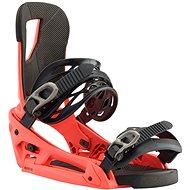 CARTEL EST RED - Vázání na snowboard