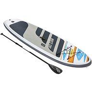 """BESTWAY White Cap 10""""0' x 33' x 5' - Paddleboard s příslušenstvím"""