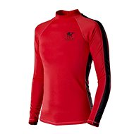 Poseidon Rashguard Men Red vel. XL