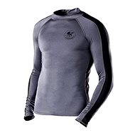 Poseidon Rashguard Men Grey vel. XL