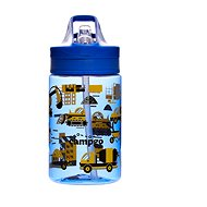 Campgo Kids, 400ml, Cars - Drinking Bottle
