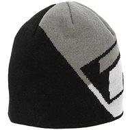 Relax RKH138 černá/šedá/bílá vel. UNI - Zimní čepice