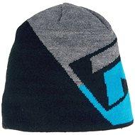 Relax RKH138 černá/šedá/modrá vel. UNI - Zimní čepice