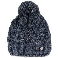 Relax RKH164 šedá/modrá vel. UNI - Zimní čepice