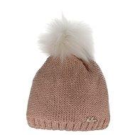 Relax RKH170 růžová/bílá vel. UNI - Zimní čepice