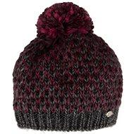 Relax RKH186 fialová/šedá vel. UNI - Zimní čepice
