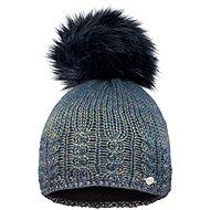 Relax RKH193 modrá/šedá vel. UNI - Zimní čepice