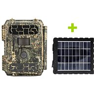 OXE Panther 4G + Solar Panel - Camera Trap