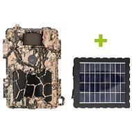 OXE Spider 4G + solární panel + 32GB SD karta - Fotopast