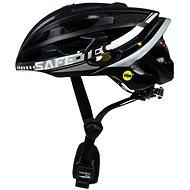 Varnet Safe-Tec TYR 3 Black-Silver S (53cm - 55cm) - Helma na kolo