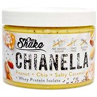 Chia Shake Arašídové máslo Chianella 300g - Trvanlivé jídlo