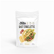 Chia Shake Dietní omeleta sýrová 350g - Trvanlivé jídlo