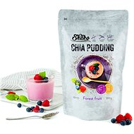 Chia Shake Chia pudink lesní plody 300g - Trvanlivé jídlo