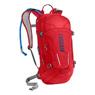 CamelBak MULE Racing Red/Pitch Blue - Cyklistický batoh