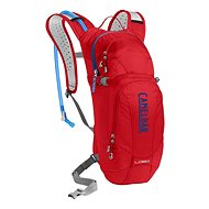 CamelBak Lobo Racing Red/Pitch Blue - Cyklistický batoh