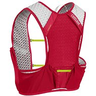 CamelBak Nano Vest Crimson Red/Lime Punch M