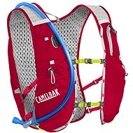 CamelBak Ultra 10 Vest Crimson Red/Lime Punch