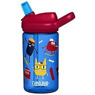 CAMELBAK Eddy+ Kids, 0.4l, Skate Monsters - Drinking Bottle
