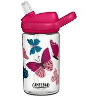 Láhev na pití CAMELBAK Eddy+ Kids 0,4l Colorblock Butterflies