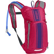 Cyklistický batoh Camelbak Mini Mule Hot Pink/Purple Stripe