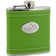 Cattara Lahev placatka zelená 175ml - Láhev na pití