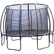 Crefit Premium 457 cm + ochranná síť + žebřík - Trampolína