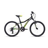 "CTM ROCKY 2.0 black / yellow size 13 "" - Children's Bike"