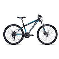 "CTM TERRANO 2.0, Black/Blue - Women's mountain bike 26"""