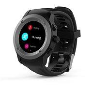 CUBE1 Sportwatch1 Tarnish Black - Chytré hodinky