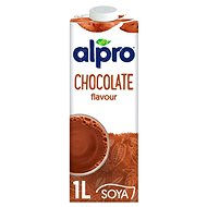 Alpro Chocolate Soya Drink, 1l - Herbal Drink