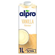 Rostlinný nápoj Alpro sójový nápoj s vanilkovou příchutí 1l - Rostlinný nápoj