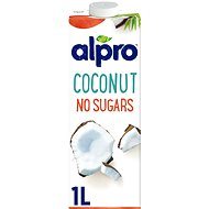 Alpro Unsweetened Coconut Drink, 1l - Herbal Drink
