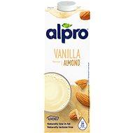 Alpro mandlový nápoj s vanilkovou příchutí 1l - Rostlinný nápoj