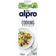 Rostlinný nápoj Alpro sójová alternativa smetany na vaření 1l - Rostlinný nápoj