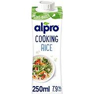 Alpro rýžová alternativa smetany na vaření 250 ml - Rostlinný nápoj